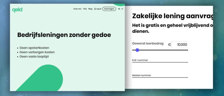 Screenshot Qeld app